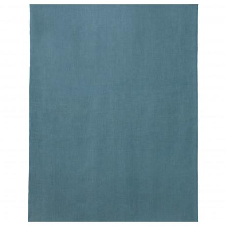 Ткань АЙНА сине-серый фото 3