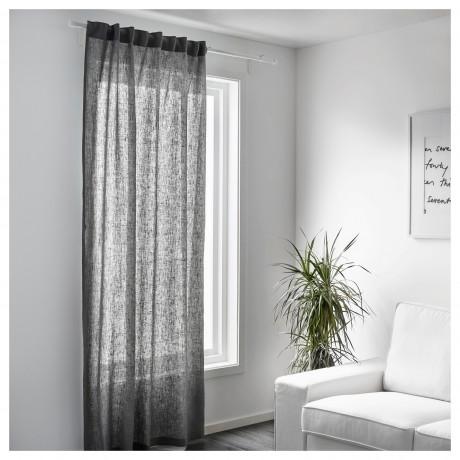 Ткань АЙНА серый фото 4